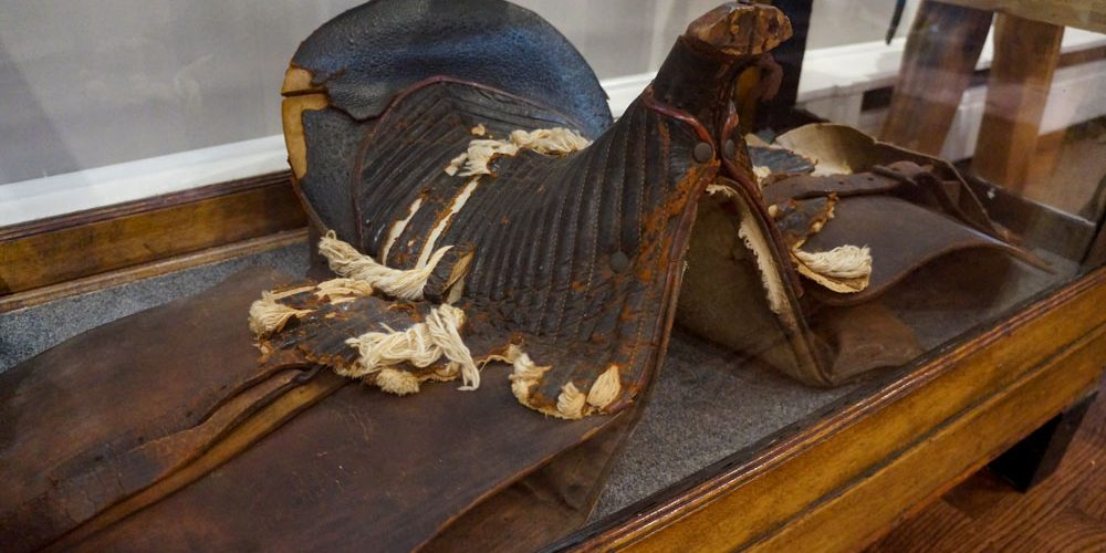 General Sherman's Saddle