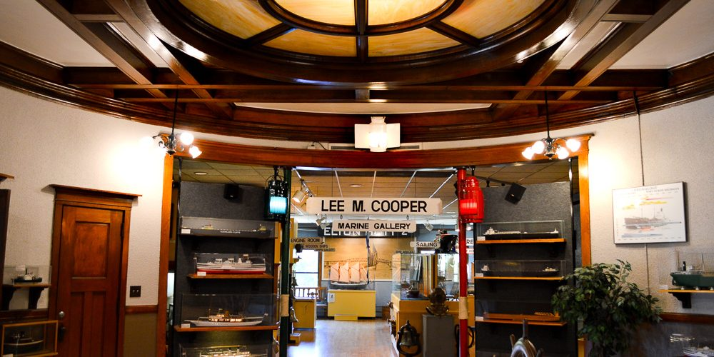 Lee M. Cooper Marine Gallery